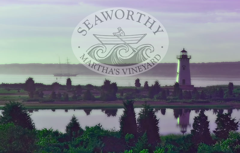 Edgartown Lighthouse Fine Art Paper Print