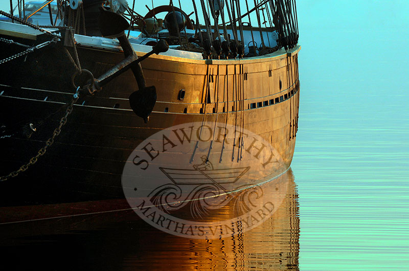 Shenandoah Dawn Tall Ships Art Print